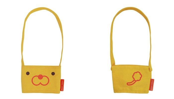 「波堤獅飲料提袋」消費滿百可以88元加購。圖/Mister Donut提供