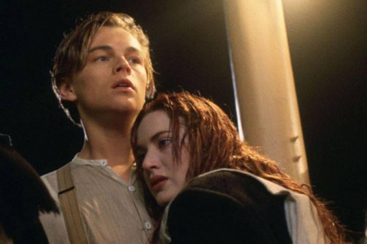 李奧納多狄卡皮歐主演「鐵達尼號」背後有不少故事。圖/摘自imdb