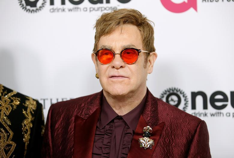 艾爾頓強自認沒有受到新版「獅子王」團隊足夠的尊重,認為他們把音樂成分搞砸。圖/摘