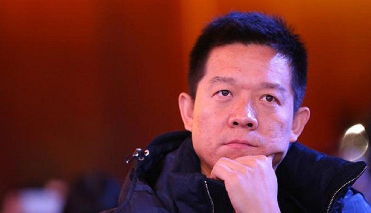 樂視創辦人賈躍亭。圖/澎湃新聞