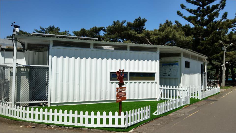 中央大學的白色能源屋,結合「創能」、「儲能」與「節能」三大能源技術。圖/取自桃竹...