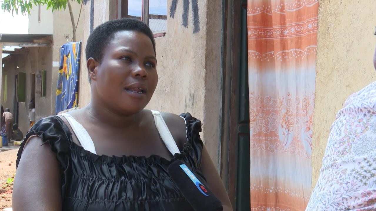 烏干達女子那霸坦吉在36歲時生下44名孩子。取自YouTube(@Kassim ...