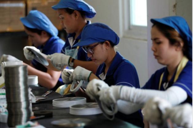 經濟部政務次長王美花今天表示,台商回流,在原有產業鏈基礎上壯大製造業,對提升外商...