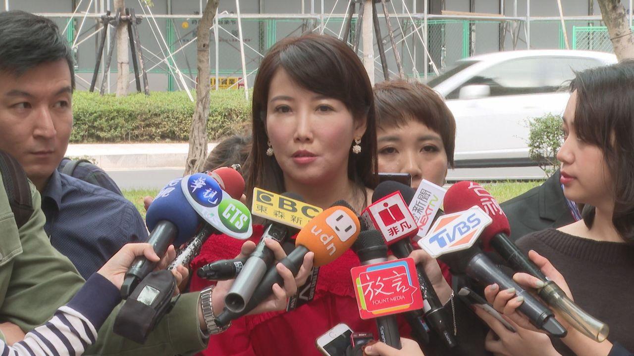 郭粉擬了一份「黑郭名單」要下架,其中有10名國民黨籍,郭辦發言人蔡沁瑜表示,對名...