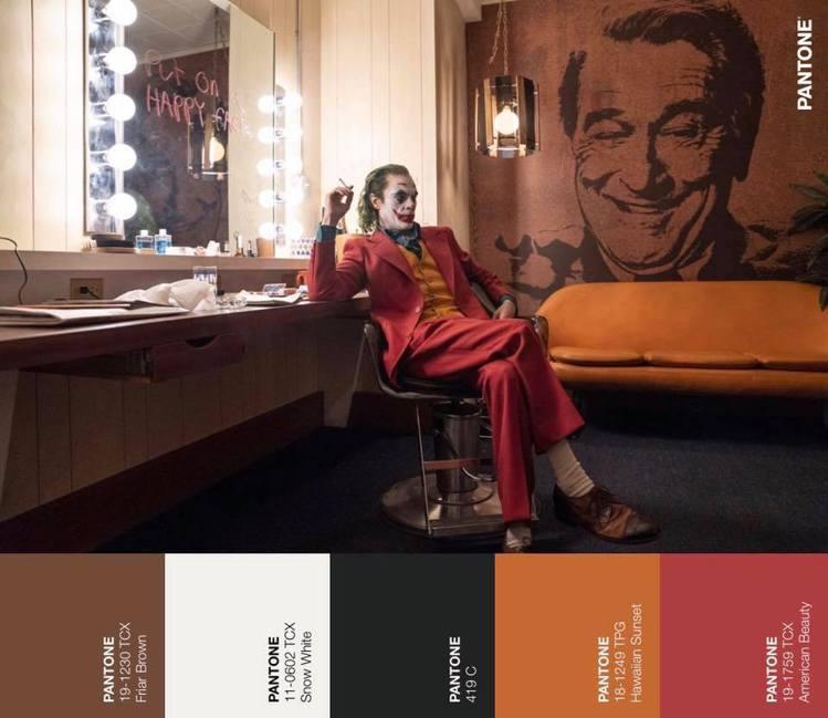 知名粉絲團Colour is my Life利用全球色彩權威Pantone資料庫...