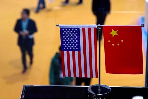 中共商務部表示,希望中美雙方盡量達成階段性協議,並在取消關稅上取得新進展。圖/香...
