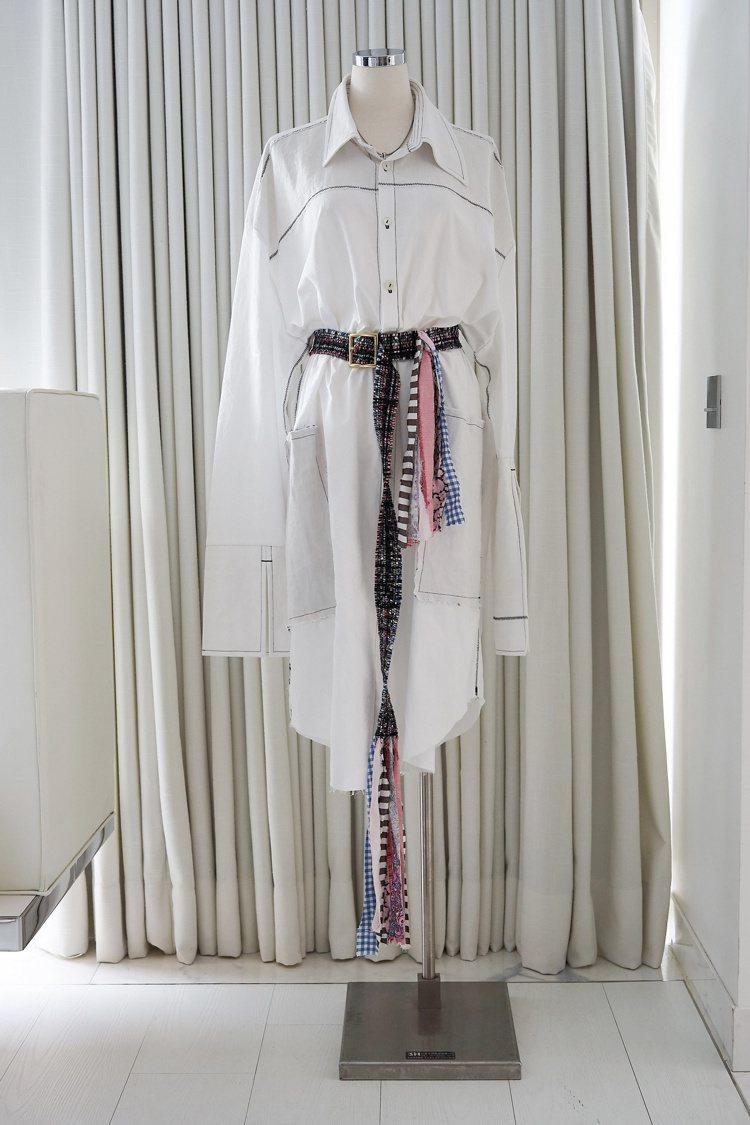 瑞士服裝品牌SOTTES首次在台舉行媒體發表會。圖/SOTTE提供