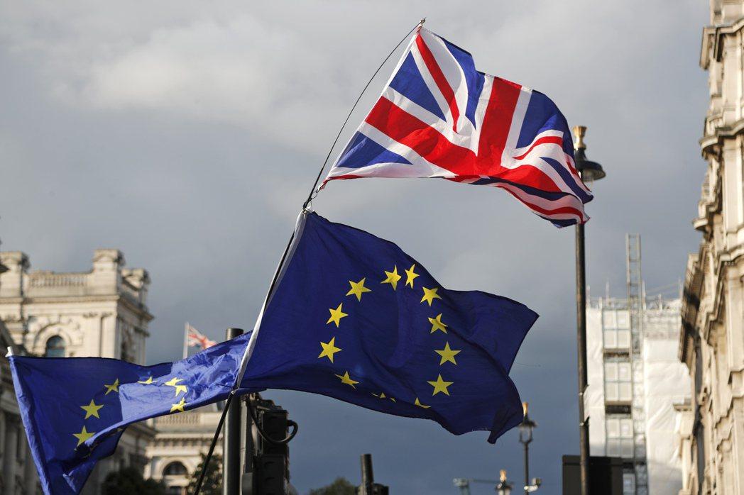 歐盟執委會主席容克爾在推特上宣布,英國脫歐協議已經達成。  美聯社