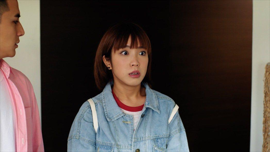 梁舒涵飾演的「葉素娥」劇中將發揮「仙姑2.0」功力。圖/TVBS提供