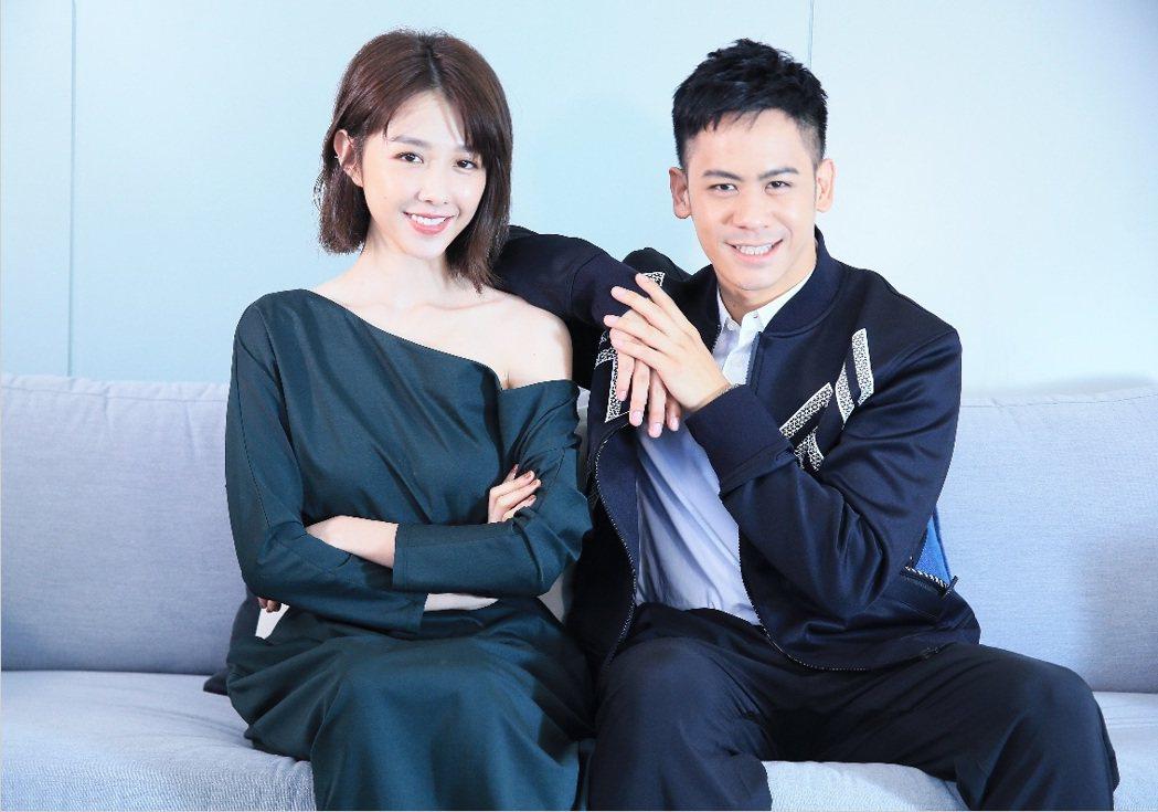 李淳與邵雨薇合作「陪你很久很久」,扮演青梅竹馬的初戀情人。記者潘俊宏/攝影