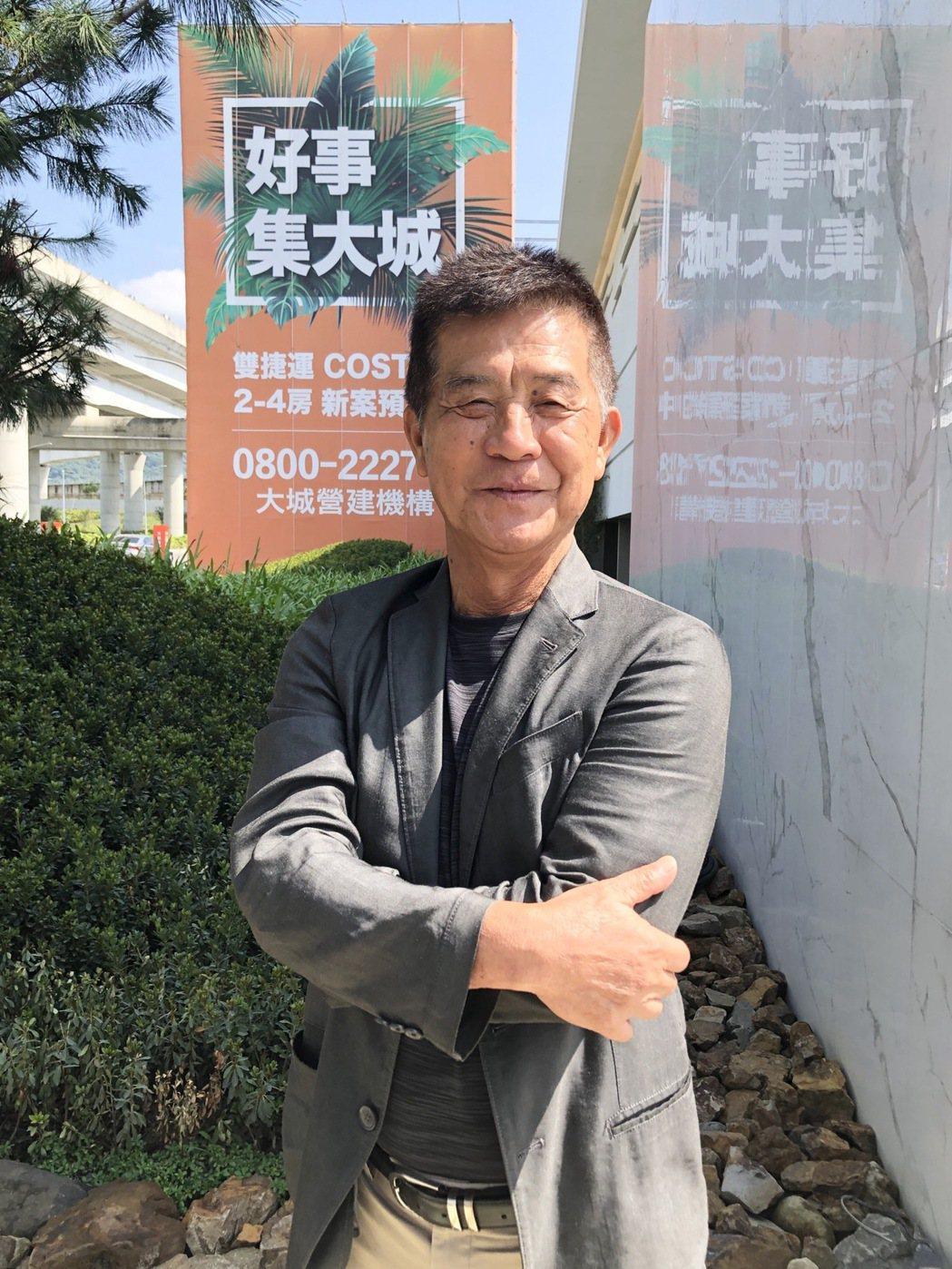 亞銳士董事長賴源釗表示,928檔期進場的「大城樂好事」,短短兩週賣出上百戶,銷售...