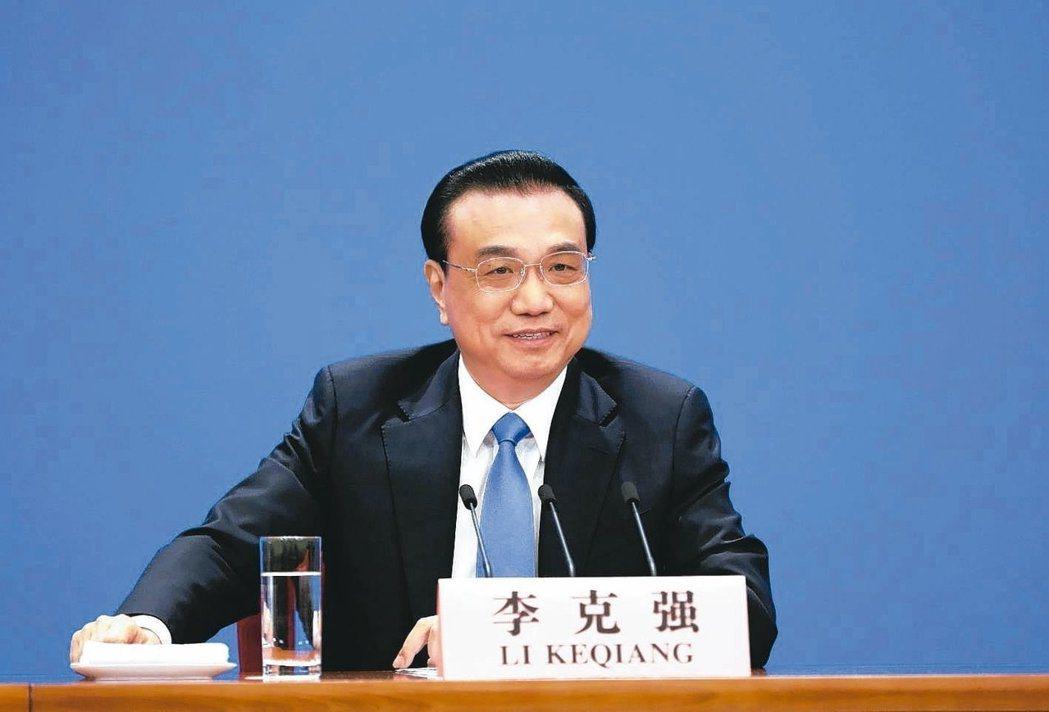 大陸國務院總理李克強。圖/取自本報系資料庫