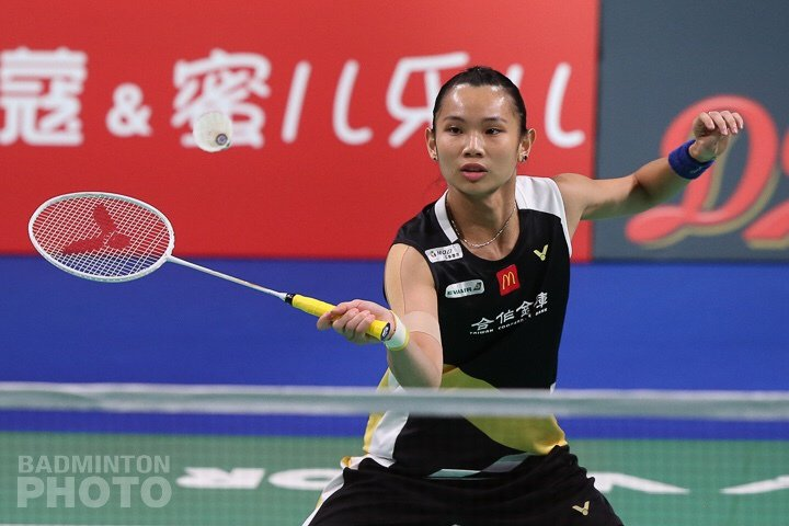 戴資穎晉級8強。圖/Badminton Photo提供(資料照)