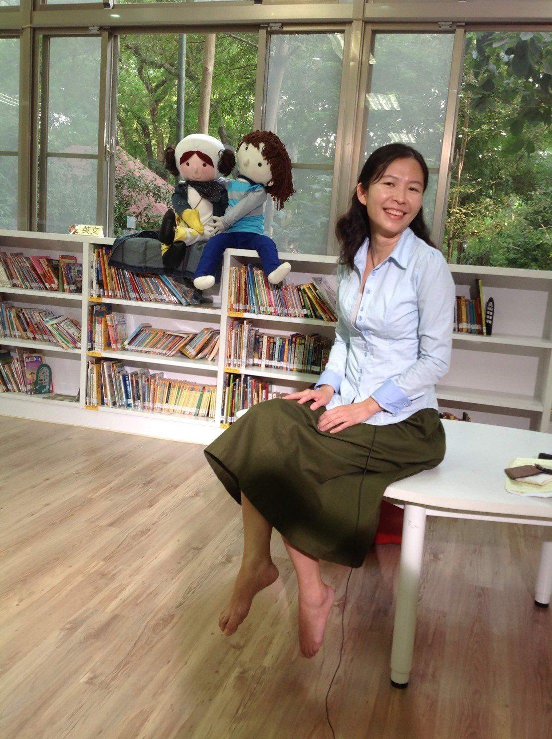幸佳慧女士創作無數,長期以行動、論述關注台灣社會議題。圖/文化部提供