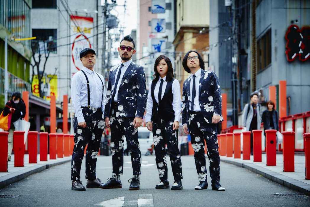 八十八顆芭樂籽本周末將參與臺北周末音樂不斷電演出。圖/新視紀整合行銷提供