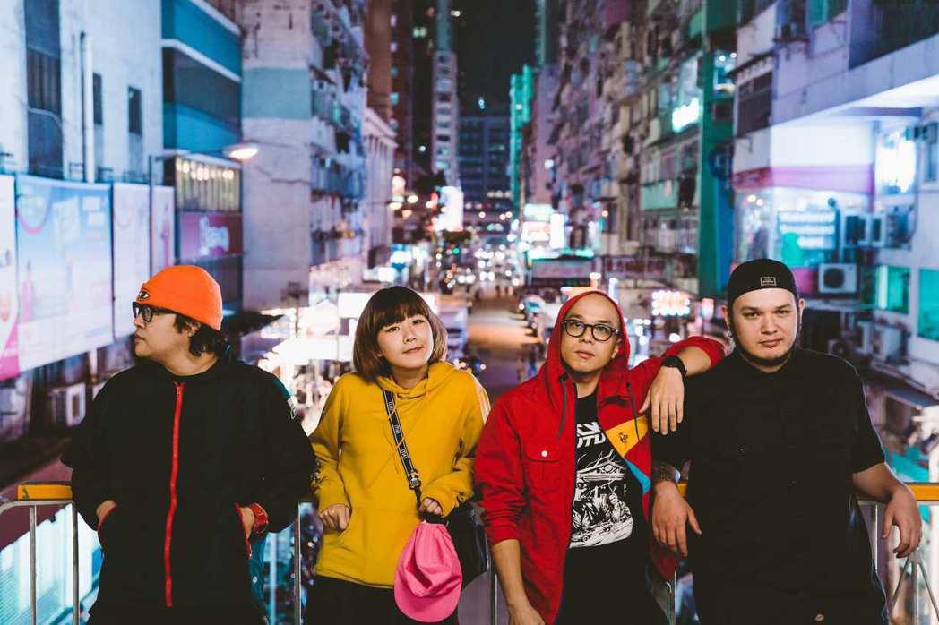 怕胖團本周末將參與臺北周末音樂不斷電演出。圖/新視紀整合行銷提供