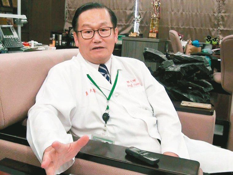 高雄義大醫院院長杜元坤,是國際臂神經叢手術權威。 記者王昭月/攝影、圖/義大醫院...