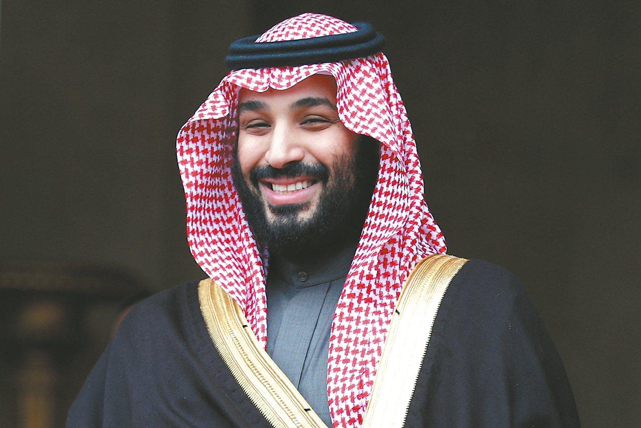 沙國王儲穆罕默德。 (美聯社)