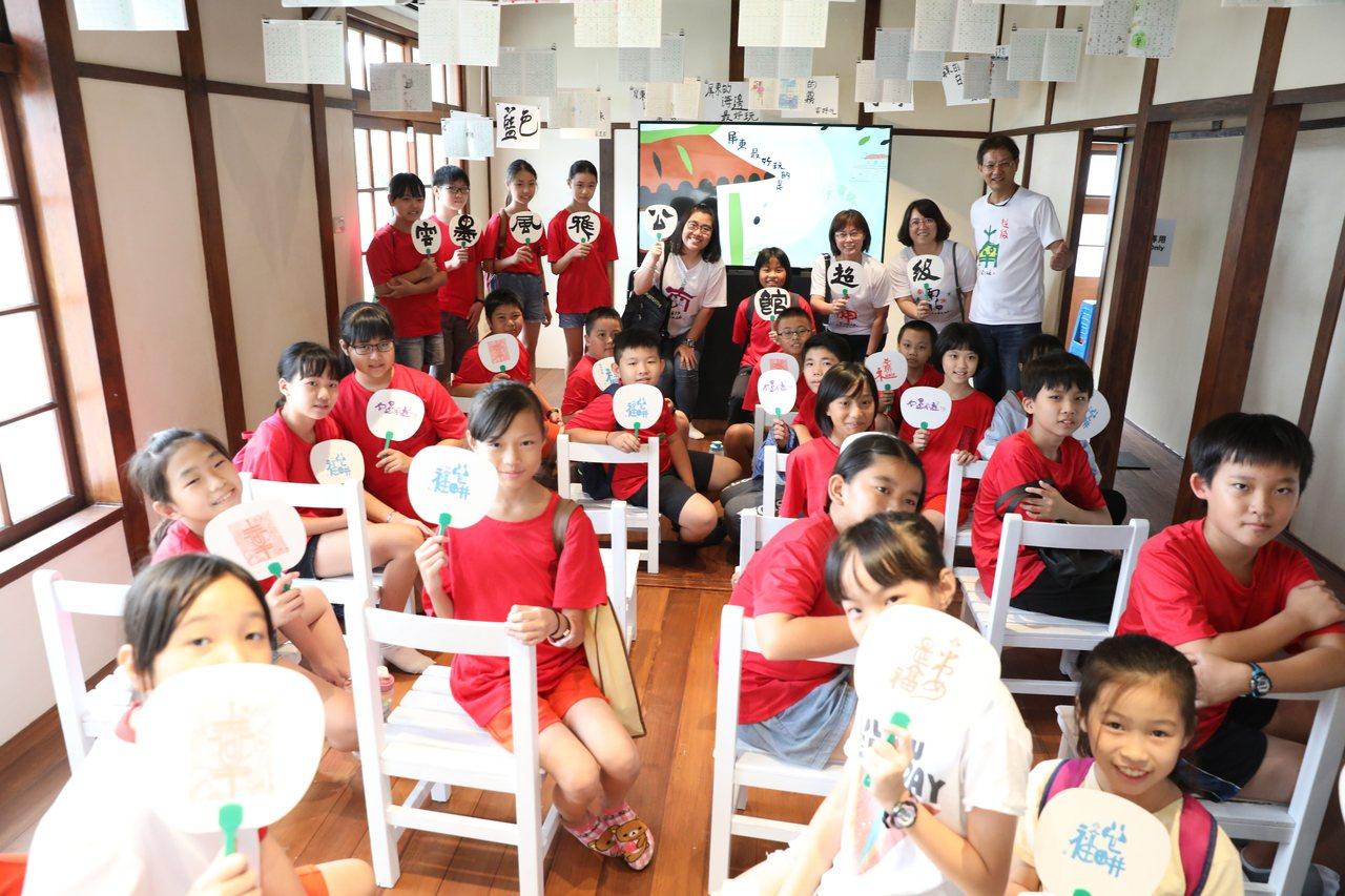 台灣設計展本周進入最後一周,參觀人潮超乎預期。圖/屏東縣政府文化處提供
