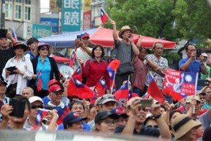選戰筆記/韓為庶民發聲…別讓對手撿到槍