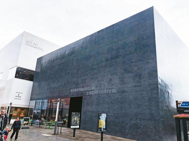 HILTI基金會就位在國家美術館旁。 圖/孫曼