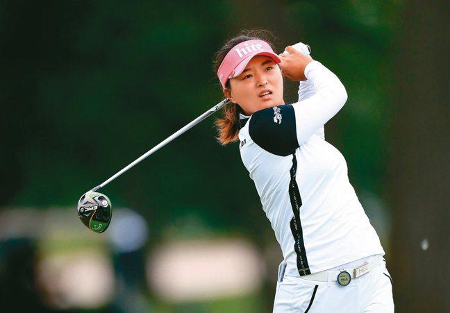 現任球后高真榮(Jin Young KO)將在台灣展現她世界第一的實力。 圖/陳...