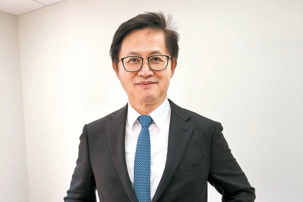 和碩董事長童子賢 記者蕭君暉/攝影