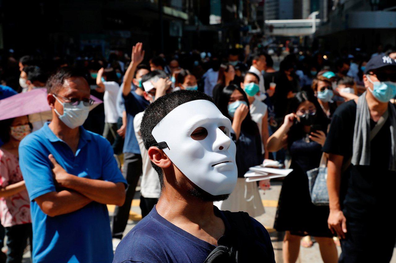 電影小丑在港引共鳴 主角的心聲港人想對政府說 路透社