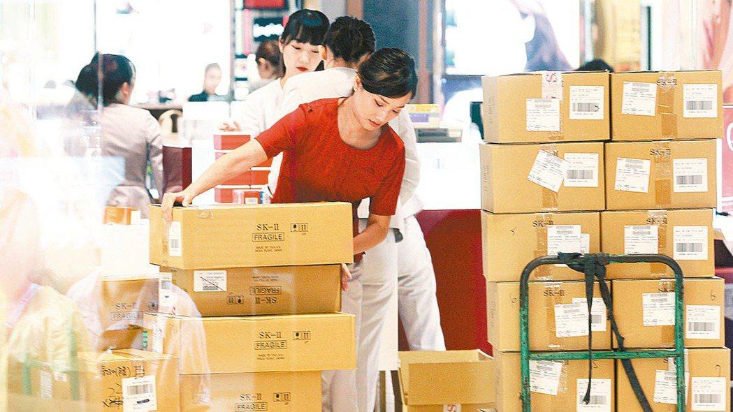 中經院預測今年台灣經濟成長率為2.33%。 記者蘇健忠/攝影