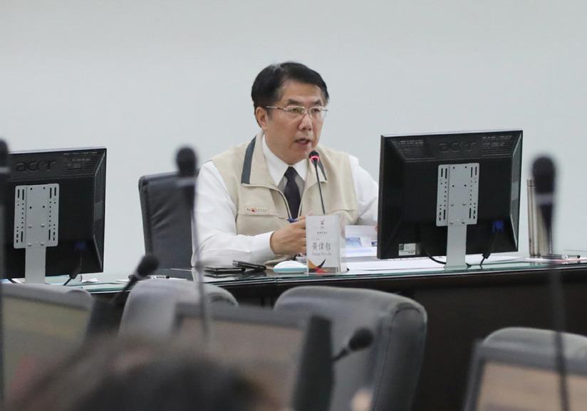 台南市長黃偉哲。 圖/台南市政府提供