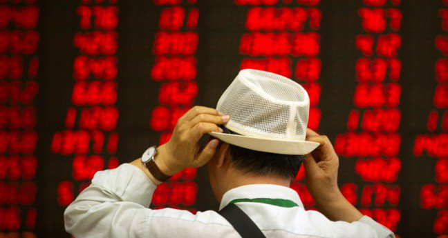 中國名目經濟成長減緩,正在被多項國內、外因素所激化。美聯社