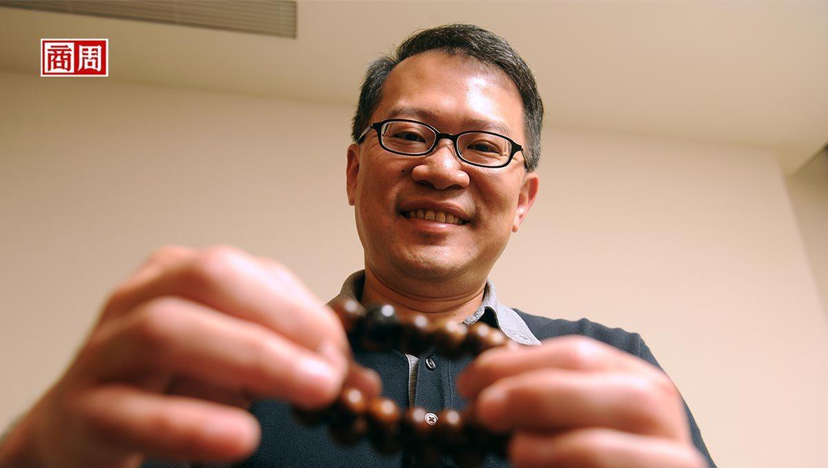 酷碁科技總處長鍾逸鈞認為,只要市場切得夠細,穿戴式裝置在他眼裡有無限機會。 圖/...