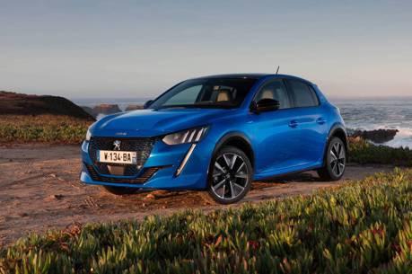 純電小獅王大受歡迎 全新Peugeot e-208接單量超乎預期的好!