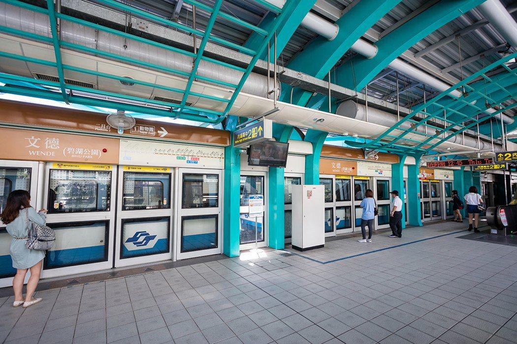 ▲距離「悦成功」最近的捷運站為文德站。 圖/悅成功 提供