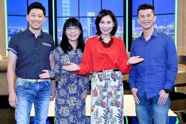 由郎祖筠主持的全新知識型節目《超齡實習生》,是為家庭照顧者全心打造的節目,首集來...