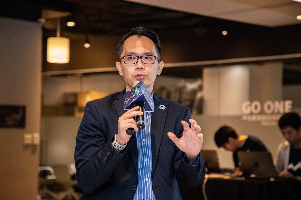 義大開發副董事長林俊昇。 經濟部工業局/提供