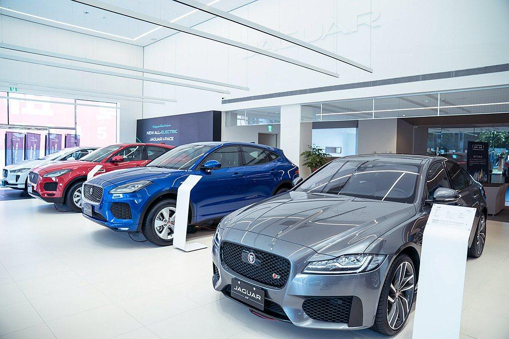Jaguar Land Rover Taiwan台灣捷豹路虎自2018年正式啟動...