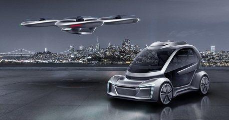 Audi飛天車計劃暫時飛不起來了!