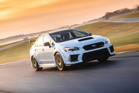 美國史上最貴的Subaru車款誕生! 345匹馬力+限量209台!