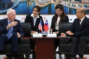 莫健會韓國瑜:想聽聽韓市長對未來的計畫