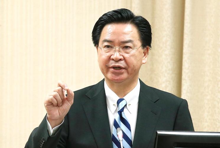外交部長吳釗燮。圖/聯合報系資料照片