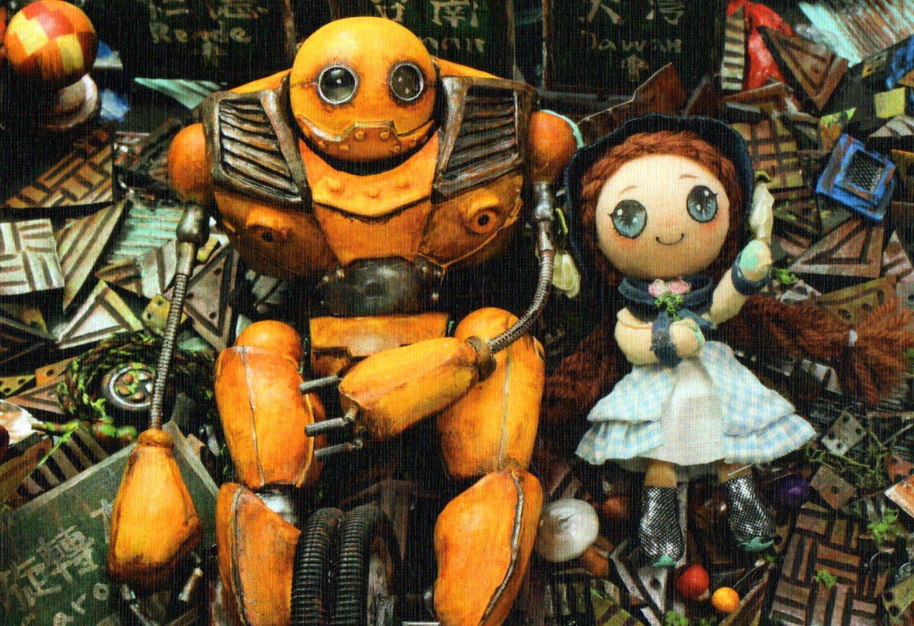 崑大視訊系動畫《巴特》榮獲西班牙停格影展最佳浪漫動畫獎,圖為劇照。記者周宗禎翻攝