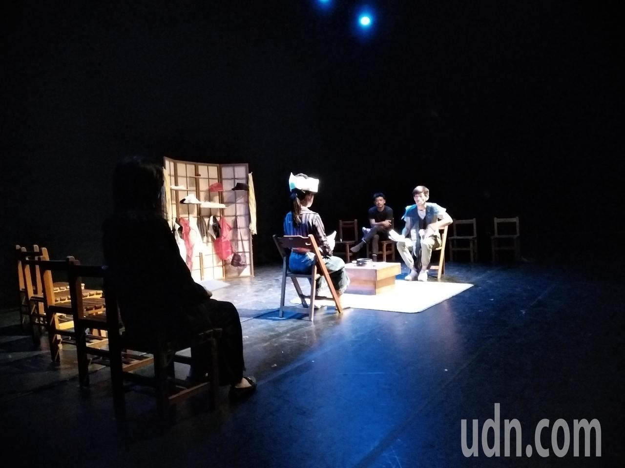 嘉義小劇場戲劇節將會以讀劇演出的形式,貼近劇本文字原貌。記者陳玫伶/攝影