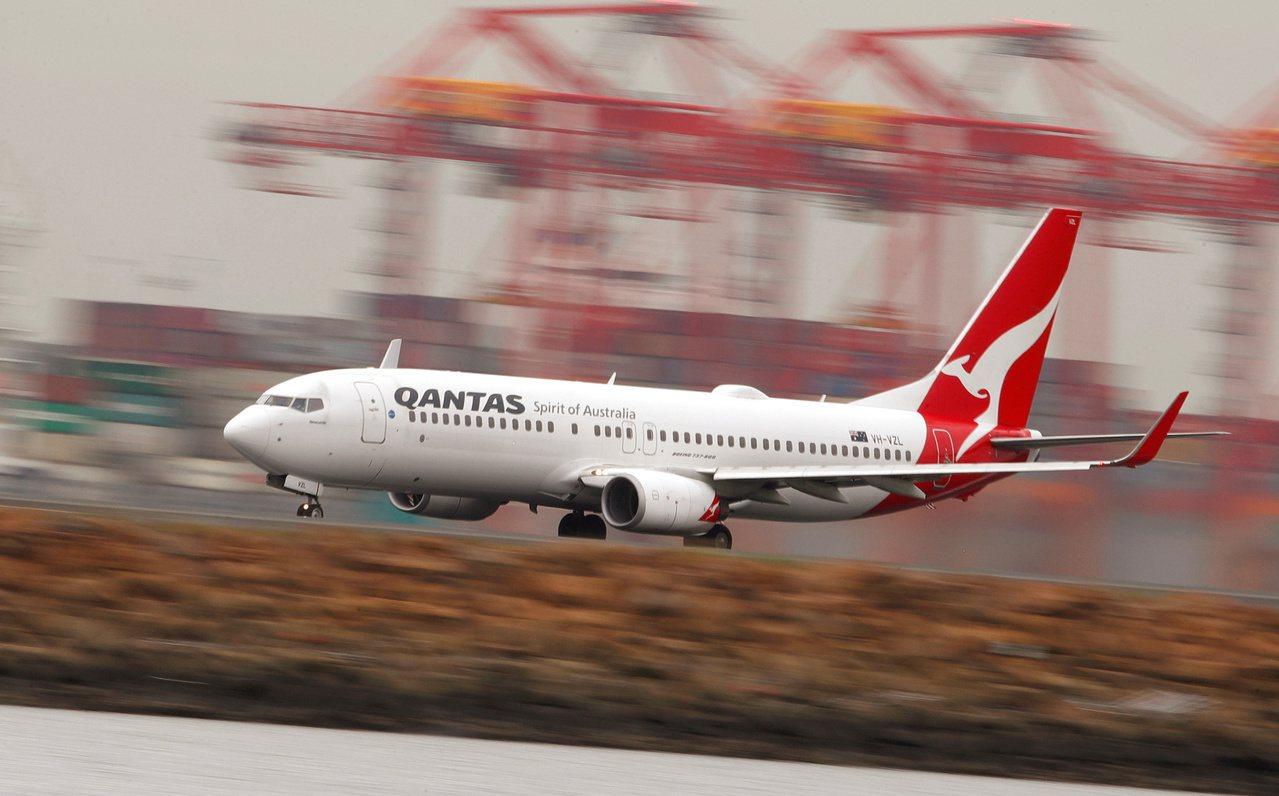 澳洲航空(Qantas)即將測試從紐約飛雪梨的19小時直飛航班。路透