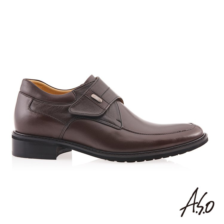 A.S.O上市全新的男款穩定健康系列休閒鞋,也列入2件以上6.5折的優惠。圖/阿...