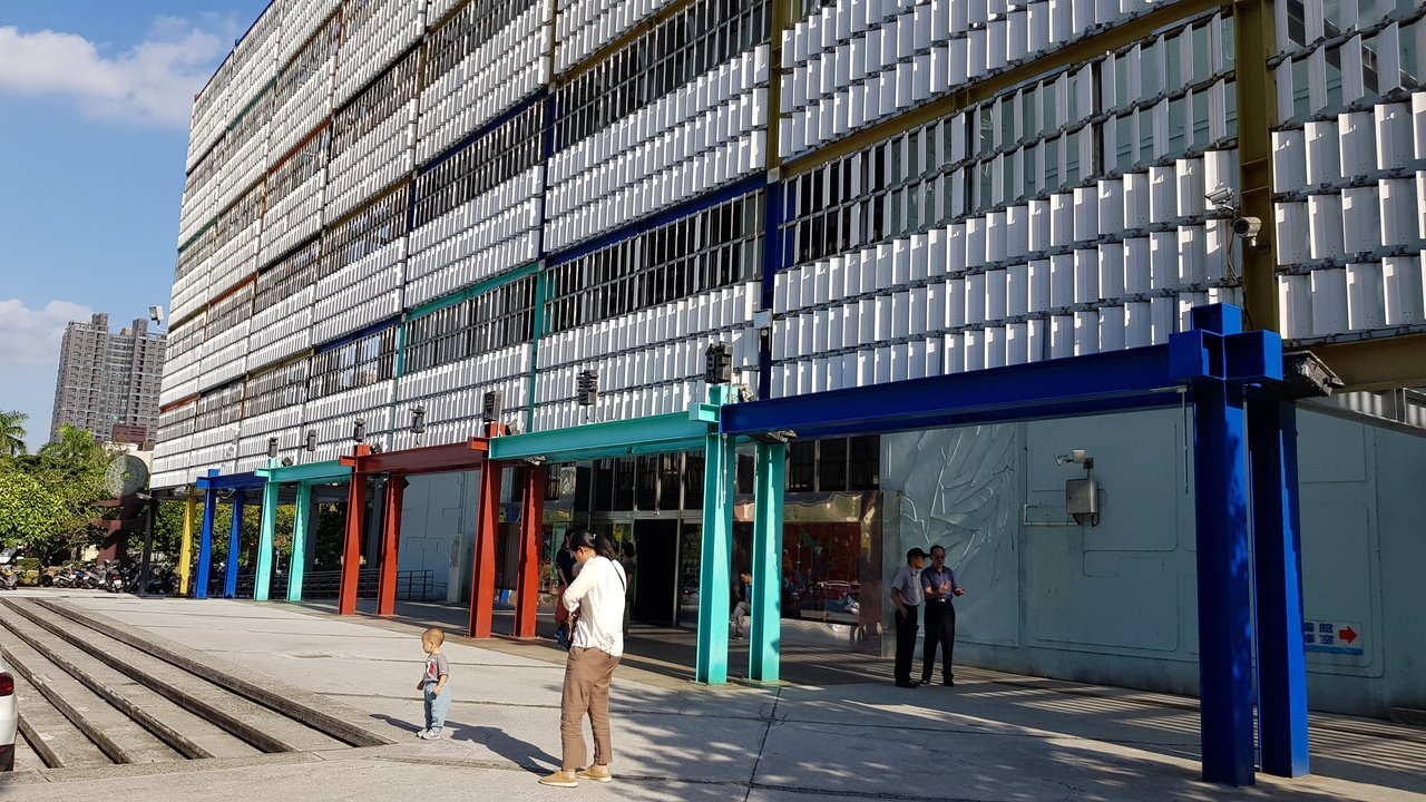 新竹市議會今天通過市立圖書館報廢拆除案。記者黃瑞典/攝影