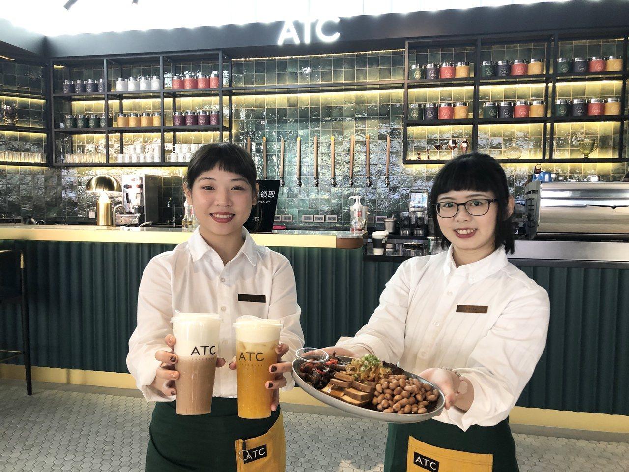 業者標榜帶給消費者嶄新的茶飲俱樂部型態,打造出台灣茶飲界的Shake Shack...