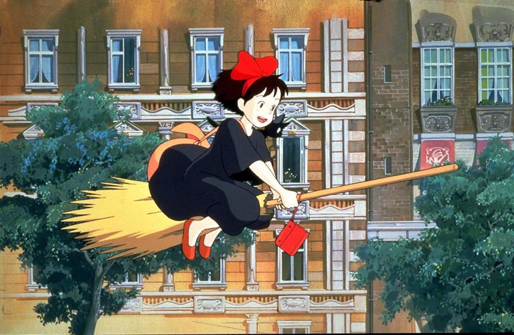 「魔女宅急便」是許多人最耳熟能詳的宮崎駿經典之一。圖/摘自imdb