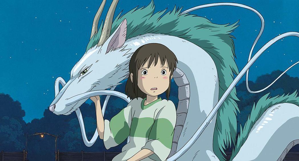 「神隱少女」是宮崎駿勇奪奧斯卡獎的代表作。圖/摘自imdb
