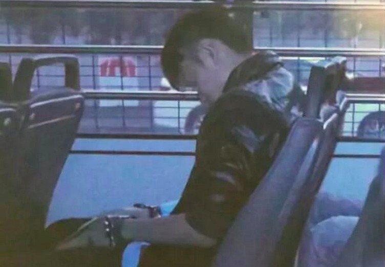 引發港府修訂「逃犯條例」的港女箱屍案兇嫌陳同佳,同意出獄後來台「自首」。 圖/取...